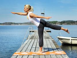 Yoga Shop und Entspannungshilfen