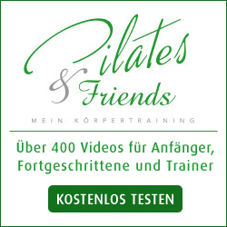 Pilates and Friends 10 tägiges Testangebot