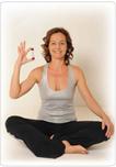 Befreit atmen Pilates Übung