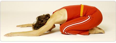 Harmonia Pilates Übung