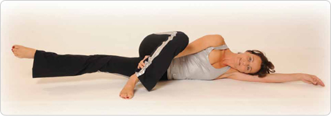Power Circles Maxi Pilates Übung