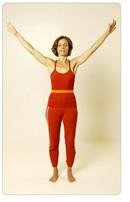 Startklar Pilates Übung