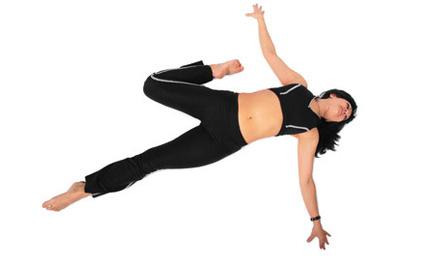 Anfänger C - nach 20 Stunden Pilates Training