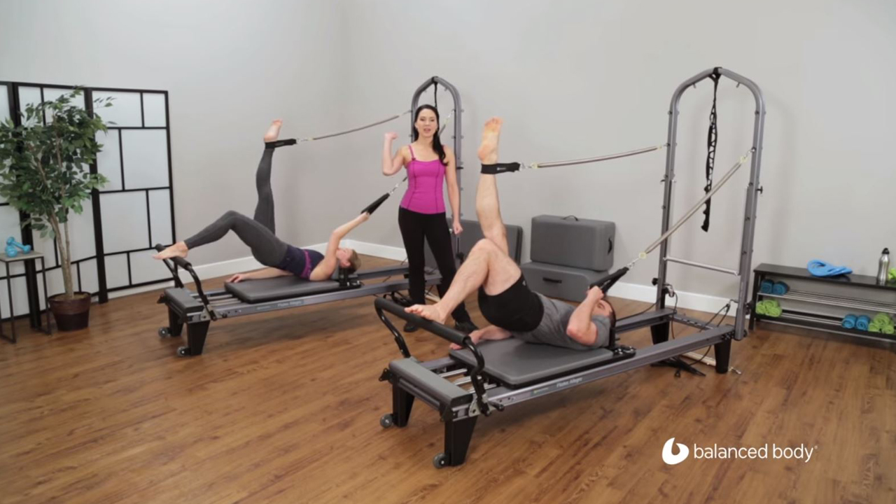 Allegro Reformer Tower and Mat
