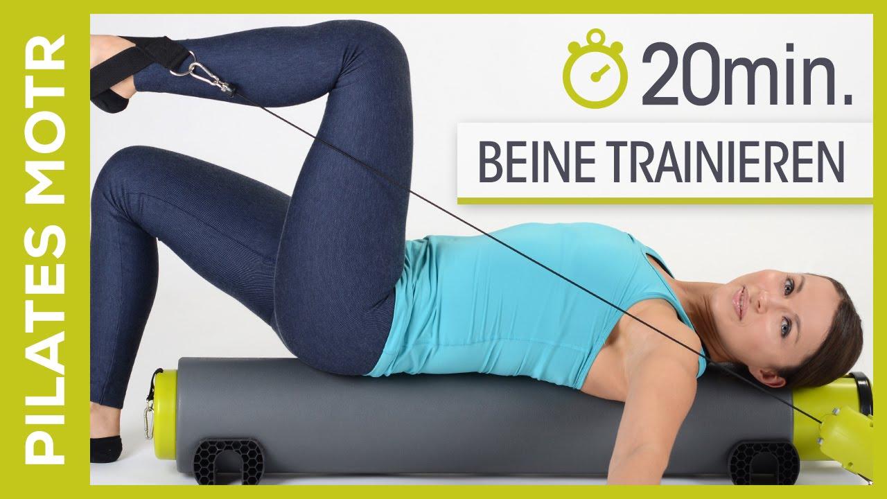 MOTR von BALANCED BODY - Pilates Workout für schöne Beine ( Anfänger)