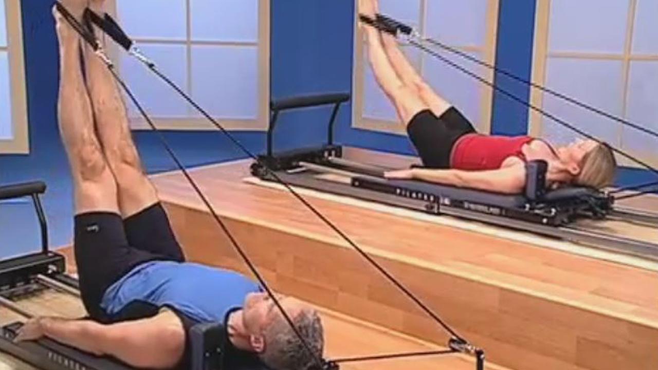 Pilates IQ Reformer