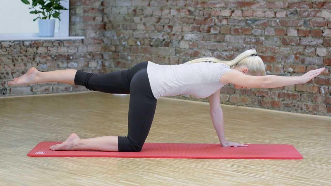 SISSEL® Gymnastikmatte