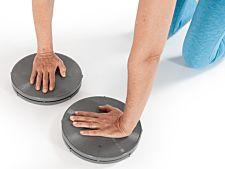 Precision Rotator Discs, leichter Widerstand