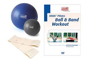 SISSEL® Pilates Einsteiger-Paket 2 natur