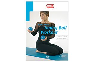 SISSEL® Pilates DVD Toning Ball Workout