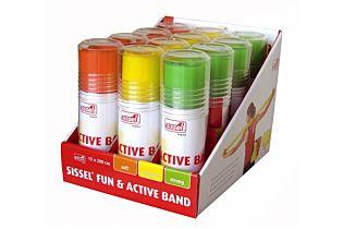 SISSEL Fun & Active Band 12er display