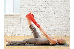 SISSEL® Pilates Einsteiger-Paket 2 rot