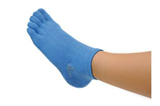 SISSEL® Pilates Socks skyblue S/M