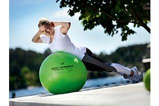 SISSEL Securemax Gymnastikball grün
