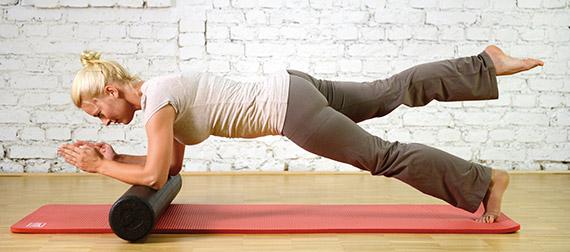 kostenlose Pilates Übungen