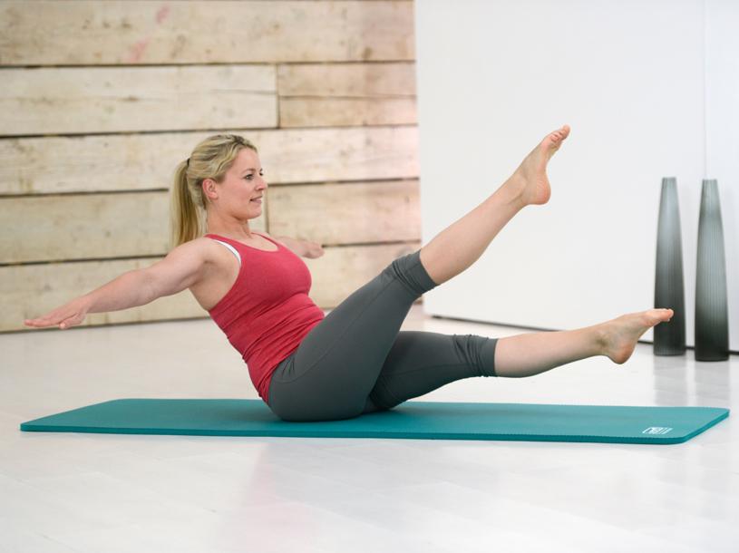 Pilates – Das perfekte Allround-Training