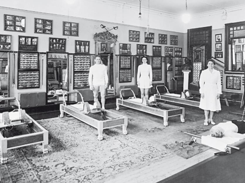 History Pilates