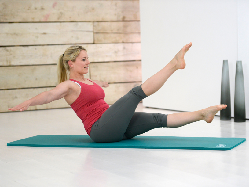 Pilates – Das perfekte Allround-Training