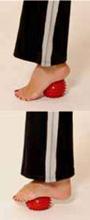 Gut zu Fuß Pilates Übung