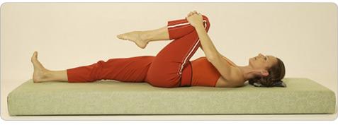 Phönix Pilates Übung